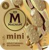 Magnum mini double gold caramel billionaire - Producte