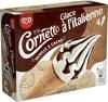 Cornetto glace à l'italienne vanille et cacao - Prodotto