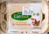 Frische Eier aus Bodenhaltung - Produkt