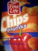 Chips Paprika - Product