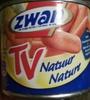 Saucisses ZWAN TV Nature - Produit