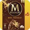 Magnum Glace Batonnet Miel Nougat 6x110ml - Product
