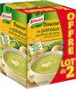 Knorr Soupe Douceur Poireaux Pommes De Terre Pointe De Comté lot de - Produit