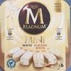Magnum Mini Batonnet Glace Chocolat Blanc Amande x6 360ml - Product