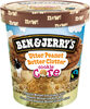 Ben & Jerry's Glace Pot Core Utter Peanut Butter clutter Cacahuète - Produit