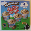 Cookie Dough 4 mini cups - Product