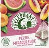 Elephant Tisane Abricot Pêche Goyave 20 Sachets - Product