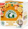 Elephant Tisane Pamplemousse Citron Mandarine 20 Sachets - Product