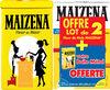 Maizena Farine Fleur de Maïs Sans Gluten 400g Lot de 2 - Product