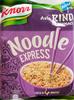 Noodle Express Asia Rind Geschmack - Produkt