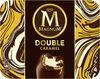 Magnum Glace Bâtonnet Double Caramel 4x88ml - Prodotto