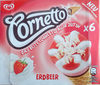 Cornetto Erdbeer - Produkt