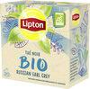 Lipton Bio Thé Noir Russian Earl Grey 20 sachets - Product