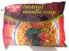 instant noodle soup - Produit