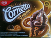 Cornetto Enigma - Chocolat & Coeur au caramel - Product