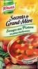 Secrets de Grand-Mère Soupe au pistou et pâtes italiennes - Prodotto