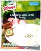Soupe chicken & leek - Produit