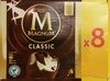 Magnum Glace Bâtonnet Classic 8x110ml - Product