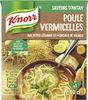 Knorr Soupe Liquide Poule Vermicelles 30cl - Producto