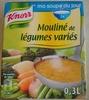 Mouliné de légumes variés - Producto