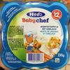 Babychef Mijoté de Légumes et Cabillaud - Product