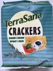 Crackers au romarin & grain de lin - Produit