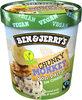Chunky Monkey Non-Dairy Ice Cream - Product