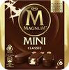 Magnum Glace Bâtonnet Mini Classic x6 330ml - Producte