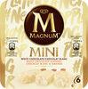 Magnum Glaces Bâtonnets Mini Chocolat Blanc & Chocolat Blanc Amande 6x55ml - Product