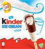Kinder Ice Cream Stick - Produit