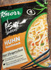 Knorr Asia Noodles Huhn Geschmack - Prodotto