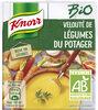Knorr Velouté Bio Légumes du Potager à la Crème Fraîche 30cl - Producto