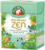 Elephant Mon Moment Zen Infusion Parfum Lavande Fleur d'Oranger Menthe Orange 25 Sachets - Product