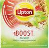 Lipton Thé Vert Boost 20 Sachets - Product