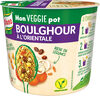 Mon Veggie Pot Boulghour à l'Orientale - Product