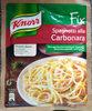 Spaghetti alla Carbonara - Prodotto