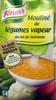 Mouliné de légumes vapeur au sel de Guérande Knorr - Produit