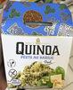 Quinoa Pesto au Basilic - Produit