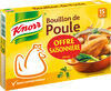 Knorr bouill poule 15t os - Product