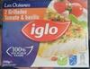Les Océanes, 2 Grillades Tomate & Basilic 100% Filet de Colin d'Alaska - Product