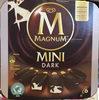 360ML 6 Magnum Mini Chocolat Noir Miko - Produit