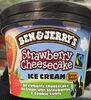 Strawberry Cheesecake Ice Cream - Prodotto