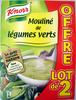 Mouliné de légumes verts (Lot de 2) - Produit