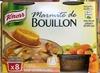 Knorr Marmite de Bouillon Poule 8 Capsules - Produit