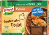 Knorr Marmite Bouillon de Poule Offre Saisonnière 8 Capsules - Produit