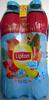 Lipton Ice Tea Zero sucres saveur pêche (lot de 4 x 1,5 L) - Product