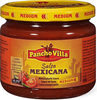 Salsa Mexicana Medium - Pancho Villa - Product