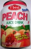 Peace Juice Drink With Real Fruit Pulp - Product