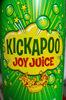 Kickapoo Joy Juice - Product