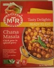 MTR Chana Masala - Product